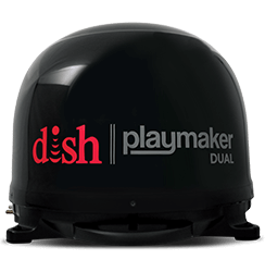DISH Playmaker Dual - Outdoor TV - BLAIRSVILLE, GA - Experienced Satellite Professionals - DISH Authorized Retailer