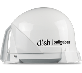 The Tailgater - Outdoor TV - BLAIRSVILLE, GA - Experienced Satellite Professionals - DISH Authorized Retailer