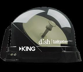 Tailgater Pro - Outdoor TV - BLAIRSVILLE, GA - Experienced Satellite Professionals - DISH Authorized Retailer