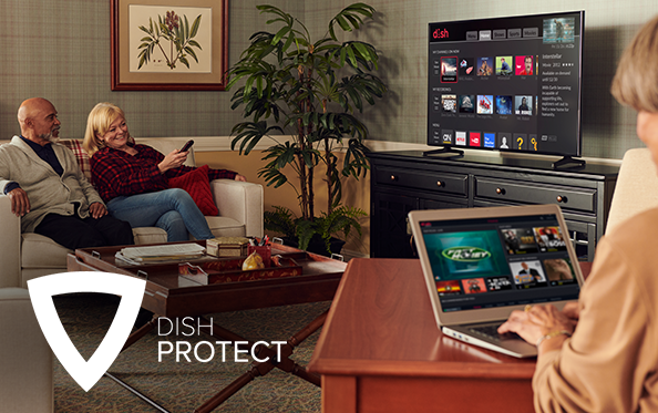 Get DISH Protect from Experienced Satellite Professionals in BLAIRSVILLE, GA